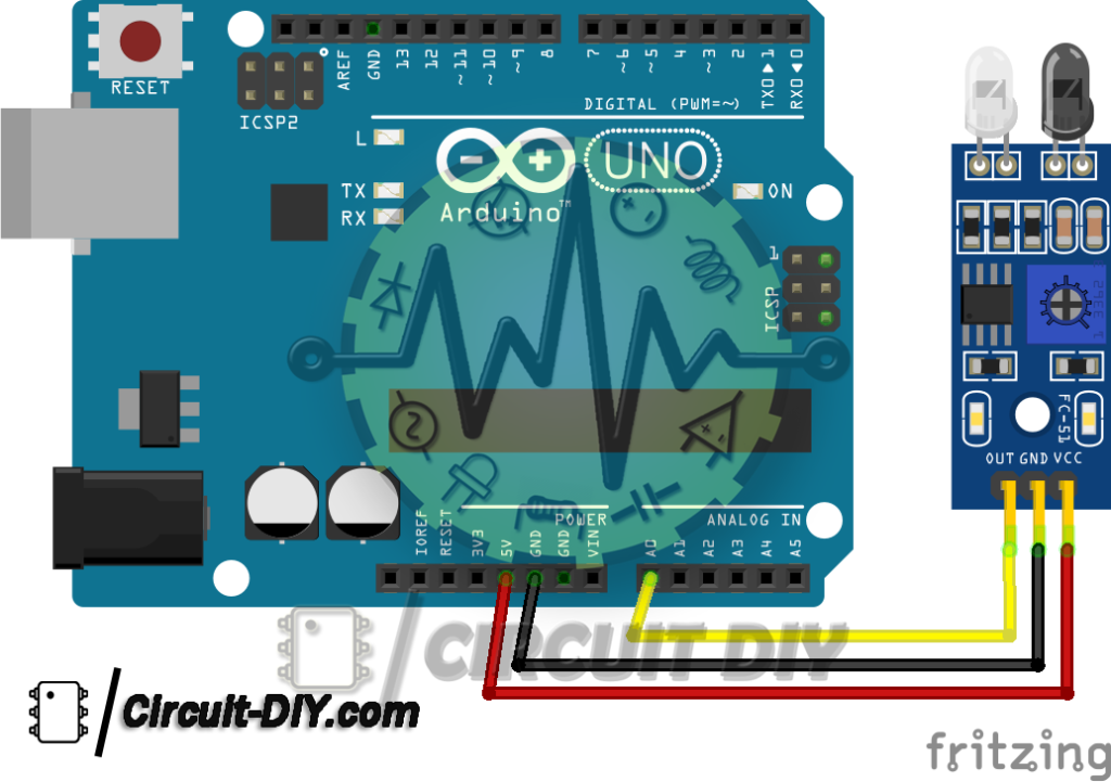 Ir Sensor Fritzing Download