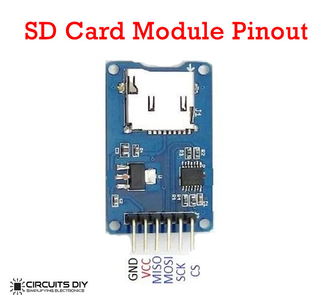 How To Read And Write Data In Arduino Sd Card