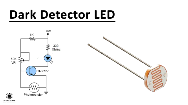 ultra sensitive light sensor using ca3140 ic