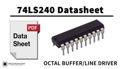 74LS240PC SN74LS240N 3 pieces Buffers /& Line Drivers Octal 74LS240 IC